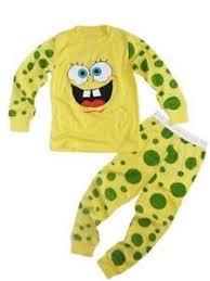 spongebob pajamas clothing shoes accessories ebay