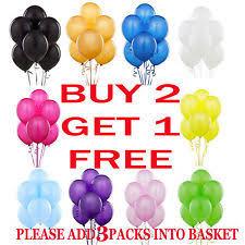 party balloons ebay