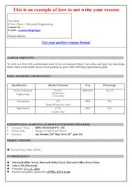 Resume Samples Basic by Charming Microsoft Office Resume Templates 2010 Doc9901238