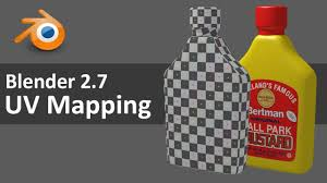 What Is A Normal Map Blender 2 7 Uv Mapping 1 Of 4 Youtube