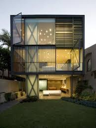 Awesome House Architecture Ideas Ideas Dreaded Modern Minimalist House Garden Design Stock Photos