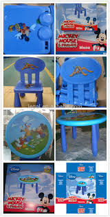 Mickey Mouse Table by Disney Mickey Mouse Design Children Writing Table And Chair Buy