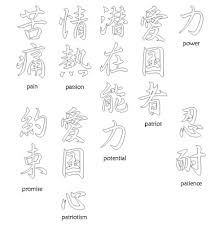 goodatdrinkingbadatlife japanese symbols tattoo