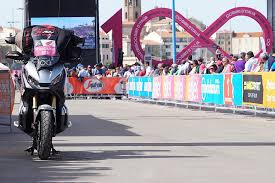 2017 Giro D U0027italia Live by Honda Supplies Escort Motorcycles For Giro D U0027italia Autoevolution