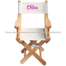 chaise metteur en chaise metteur en scène enfant personnalisée tabouret enfant id de