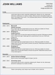 resume templates free printable free basic resume templates globish me