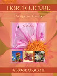 horticulture principles and practices 4th edition pdf plant