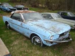 mustangs for sale on ebay own a mustang junk yard rustingmusclecars com