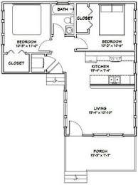 Open Cabin Floor Plans 14 X 40 Floor Plans With Loft 28 X 36 Cabin Plans Http Www