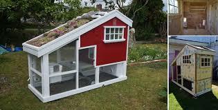 Backyard Chicken Coop Ideas Deluxe Chicken Coop Home Design Garden Architecture Magazine