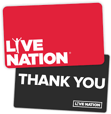 photo gift cards live nation gift cards