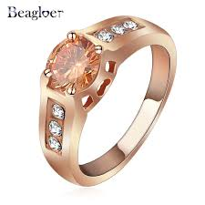 aliexpress buy beagloer new arrival ring gold aliexpress buy beagloer fashion jewelry gold silver color