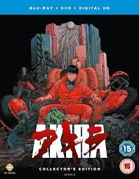 akira akira the collectors edition triple play edition incl blu ray