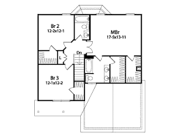 traditional style house plan 3 beds 3 00 baths 1865 sq ft plan
