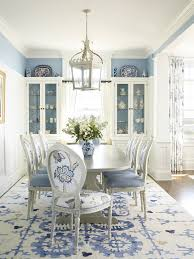 corner cabinets dining room with beach style formal dining room