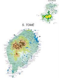 map of sao tome impressum