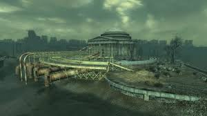 Fallout 3 Locations Map by Jefferson Memorial Fallout Wiki Fandom Powered By Wikia