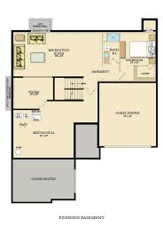 Lennar Independence Floor Plan Independence New Home Plan In Summerlyn Landmark Collection By Lennar