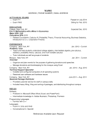 Dietitian Resume Sample by Gpa In Resume U2013 Resume Examples