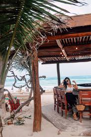 boho chic at its best in tulum la zebra hotel style with nihan