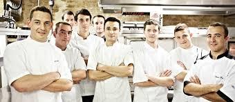 la brigade de cuisine restaurants notre brigade de cuisine crillon le brave hotel