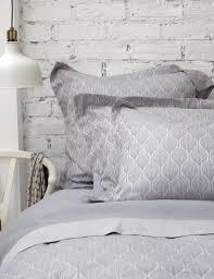 Cotton Bedding Sets Grey Bedding Sets In 100 Cotton Secret Linen Store