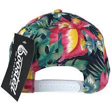 floral snapback boosted status snapback hat floral boostnatics