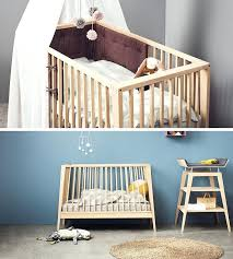 contemporary baby cribs bedding babies nursery furniture boy white