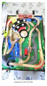 how to put imaginarium train table together interesting imaginarium train table 55 piece instructions pictures