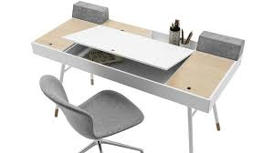 unique desks 30 cool desks for your home office the trend spotter