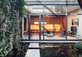 a secret little glass home in the heart of new york the new york