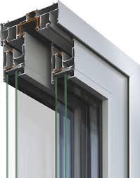 external glass sliding doors glass sliding door system smartia s560 alumil s a