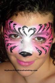 Tiger Halloween Makeup by 43 Best Beginer Face Painting Made Easy Images On Pinterest Face
