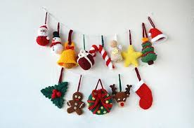 crocheted christmas special collection of crochet christmas ornaments