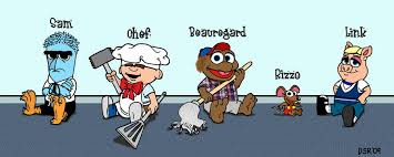 muppet babies 02 gonzocartooncompany deviantart