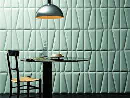 leather wall tiles by studioart retail design blog
