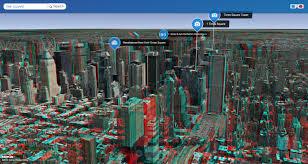 Nokia Maps Nokia Maps Webgl Beta Now Has A Stereoscopic 3d Mode