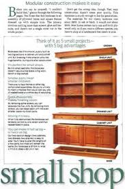 Free Woodworking Plans Small Bookcase by Classic Breakfront Bookcase Plans Furniture Plans And Projects