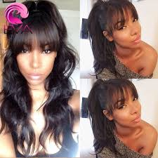 body wave hair with bangs best 25 sew in with bangs ideas on pinterest wigs with bangs