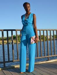 dressy jumpsuits for weddings designer jumpsuits of a couturier by daniela tabois