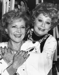 lucille ball betty white and lucille ball s close friendship was led by
