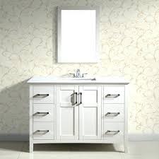 42 in bathroom vanity cabinet 42 inch bathroom vanity without top
