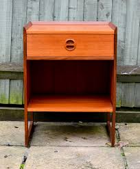 Mid Century Nightstands One Room Challenge Week 5 Refinished Mid Century Night Stands For