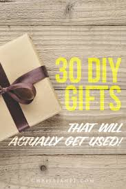 biblical gifts 30 diy gifts that will actually get used