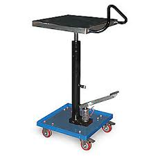 grainger approved hydraulic lift table 16x16x49 in 4zd19 ht 02