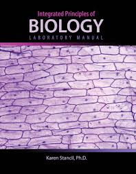 integrated principles of biology laboratory manual ebook