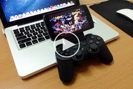 dualshock 4 android for all android devices running with dualshock 3