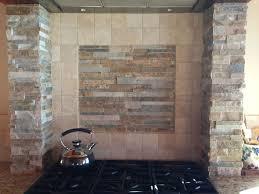 Travertine Tile For Backsplash In Kitchen Travertine Backsplash Usage Design Ideas And Tips Sefa Stone