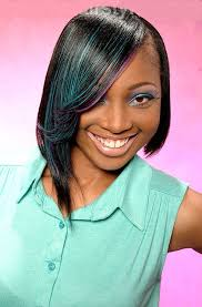 edgy bob haircuts 2015 edgy bob hairstyle for black women with highlights hairstyles portal