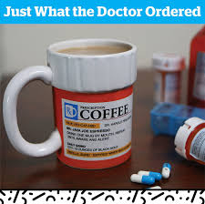 amazon com bigmouth inc the prescription coffee mug ceramic